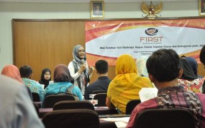 Mini Seminar Gizi Olahraga