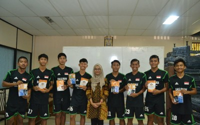 Program Penatalaksanaan Gizi pada Atlet Sepak Bola Remaja SKO Ragunan