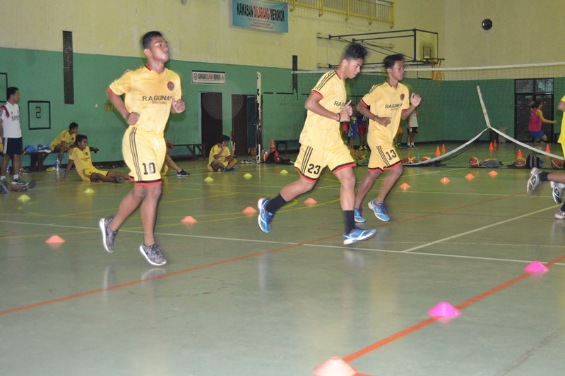 Tes Performa dg Bleep Test