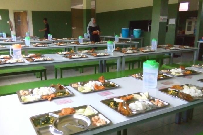 Pencatatan Food Waste