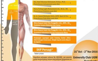 Short Course & Workshop:  Nutritional Assessment of Athletes (Registration OPEN)