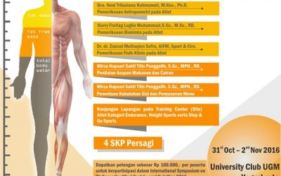 [UPDATE] Short Course & Workshop:  Nutritional Assessment of Athletes