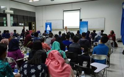 Seminar Pra Ramadhan 1438 H Bersama Pocari