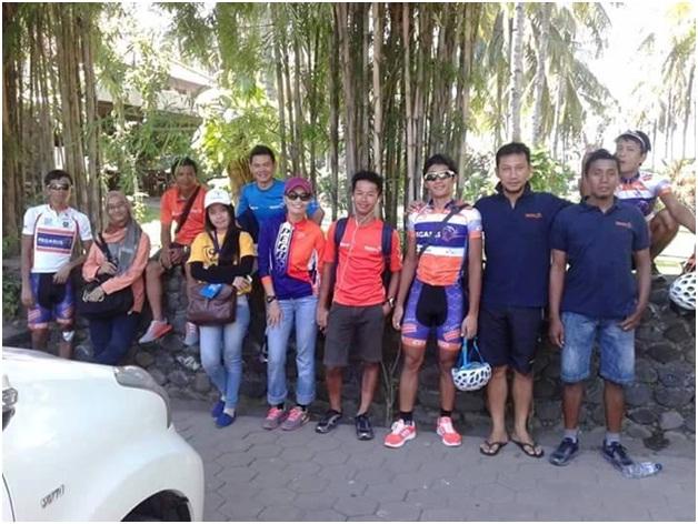 Bersama Tim Atlet PCCT