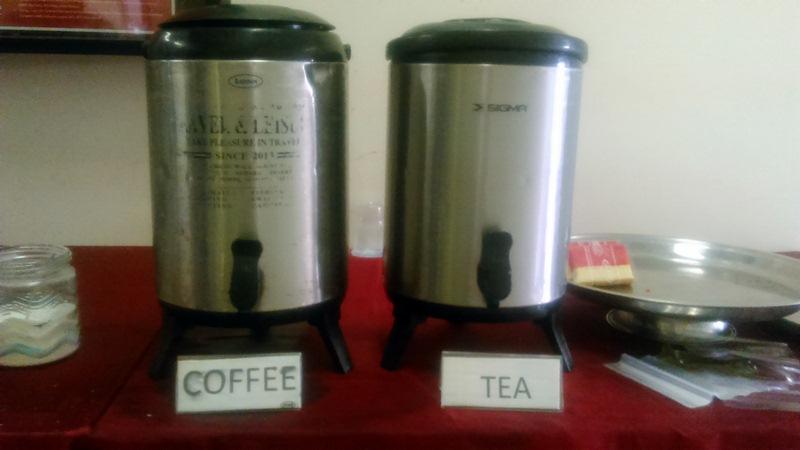 Kopi dan teh juga mengandung kafein