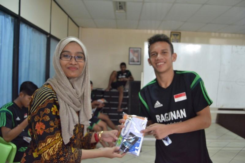 Program Penatalaksanaan Gizi pada Atlet Sepak Bola Remaja SKO Ragunan, Kemenpora RI