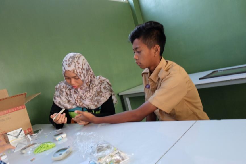 Pemeriksaan Biokimia Darah
